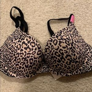 NWT - Victoria's Secret PINK push up bra